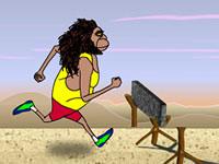Caveman Olympics