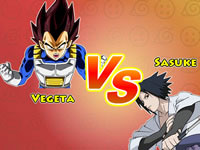 Dragon Ball VS Naruto CR - Vegeta