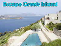 Escape Greek Island