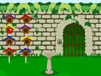 Mission Escape - Garden