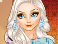 Elsa Arabian Princess