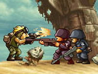 Metal Slug - Run!
