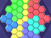 Hex Blocks Puzzle