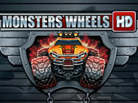 Monsters' Wheels 3