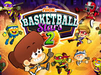 Click Nick Basketball Stars 2