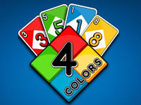 Uno Four Colors