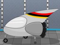 Toon Escape - UFO