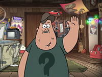 Gravity Falls Soos' Confusing Adventure