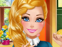 Cinderella And Barbie Teen Rivalry