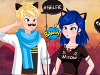 Miraculous Ladybug Photo Booth