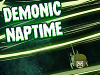 Demonic Naptime - Regular Show