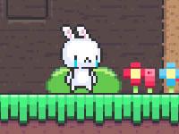 Sad Bunny Face