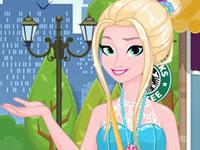 Elsa's Summer Vacation