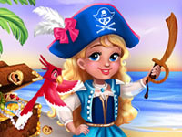 Pirate Princess Treasure Adventure