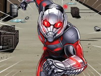 Ant-Man - Training Combat