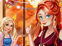 Meridas Favorite Autumn Prints