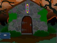 Creepy Halloween Night Escape