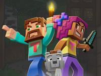 Minecraft Block Match