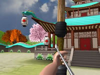 Archery Expert 3D - Japan