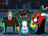 Villains Unite