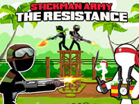 Stickman Army - The Resistance