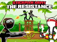 Stickman Army - The Resistance