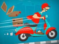 Crazy Courrier Ride