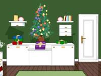 Jigsaw Santa Escape