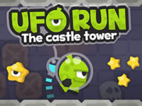 UFO Run - The Castle Tower