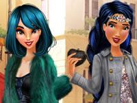 Princess Style Vlog - Tips for Brunettes