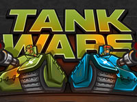 Tank Wars - tanks with dandy (Tank 1990)