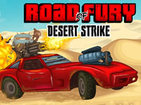 Road Of Fury - Desert Strike