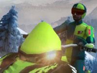 Snow Storm Race