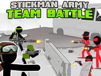 Stickman Army - Team Battle