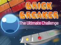 Brick Breaker - The Ultimate Challenge