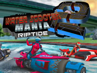 Water Scooter Mania 2