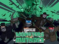 TMNT Monsters vs Mutants