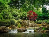 Jigsaw Puzzle - Japanese Garden 2