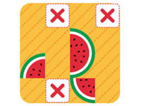 Watermelon - Unlimited Puzzle