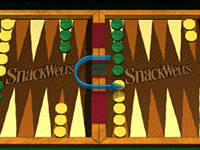 SnackWells - Backgammon