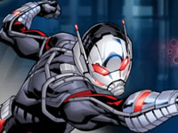 Ant-Man and The Wasp - Attack of the Robots