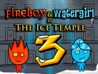 Fireboy and Watergirl The Ice Temple
