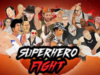 Superhero Fight