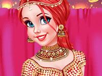 Princess Wedding Theme - Oriental