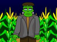 Escape Crazy Corn Maze