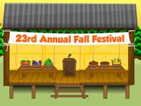 Escape Fall Festival