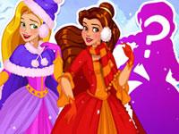 Princess Winter Wonderland