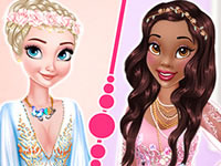 Princesses Fantasy Makeup