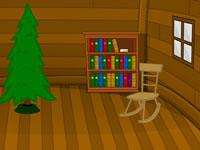 Escape Christmas Cabin