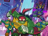 Epic Mutant Missions - ROTMNT